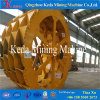 Easy Handling Wheel Washer Sand Machine for Sale