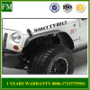 Steel Auminum Narrow Fender Flares for Jeep Wrangler Jk 2007-2017