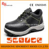 Low Cut PU Injection Waterproof Industrial Safety Footwear Rh102