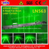 400MW Green 8-Head Fat-Beam Laser Curtain (LN563)