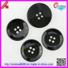 Black Plastic Suit Buttons for Men