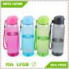 Plastic Sports Water Bottle with Handle BPA Free