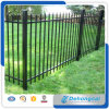 Galvanized Spear Top Security Garrison Iron Fencing/Steel Fencing Designs