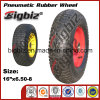 Good Quality 16X6.50-8 Rubber Tire Road Roller for Sale