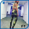 Hot-Selling Women Sexy Camouflage Geometric Pattern Leggings