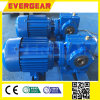 The Best Quality S Series Helical-Worm Gearbox with Motor