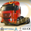 Low Price 380HP 6X4 M100 Hongyan Iveco LNG Tractor Truck