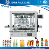 Automatic Beverage Bottlle Filling Machine with Piston