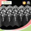 10cm Swiss Voile High Quality White Organza Bridal Lace