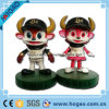 OEM Resin Cattle Mascot Bobble Head (HG50)