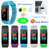New Colorful Screen Smart Bracelet with Real Sleep Monitoring I9