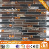SPA Clubs Emperador and Diomend Glass Mosaic (M855050)