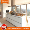 Australia Style Free Handle White Lacquer Kitchen Furniture