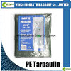 Clear Plastic Cover PE Tarpaulin Sheet, Waterproof and Fire Resistant Tarpaulin Rolling Fabric Wholesale