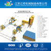 Automatic Hydraulic Concrete Hollow Block Making Machine/Concrete Block Production Line (QT6-15)