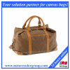 Fashion Waxed Canvas Travel Duffel Bag