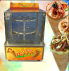 Rotation Pizza Cone Display Cono De Price