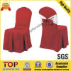 Derby Red Banquet Chair Cover