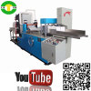 3 Color Printing Serviette Paper Machine, Folding Paper Serviette Machine