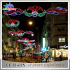 Promotional New Outdoor LED Christmas Decorations Street Skylines Lights