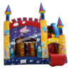 Inflatable Combo Fairy Castle Jumping Bouncy Castle