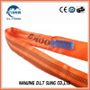 100% Polyester 10 Tons Round Sling for Lifting Sling