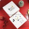 China Factory Custom Printing Elegant Christmas Retail Food Biscuit Cookie Paper Packaging Box