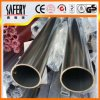 Decorative Stainless Steel Pipe Tube 304L 304
