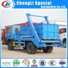 Sinotruk HOWO Swim Arm Hydraulic Garbage Truck Rear Loading Garbage Truck