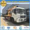 4X2 Wrecker 6 Tons Loading Truck with Telescopic Crane Price