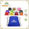 Hot Cheaper fabric Drawstring Backpack Shoe Bag/Promotional Drawstring Backpack