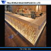 New Design Marble Stone LED Night Club Commercial and Home Bar Counter