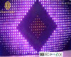 Flexible Folding Stage Curtains LED Displays/ LED Vision Curtain