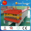 New Type 840 Glazed Tile Roofing Panel Roll Forming Machine