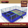 CE Qualified Large Indoor Bungee Trampoline (TP1506-3)