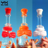 New Design China Wholesale Glass Water Pipes Glass Pipe with Perc Have Mix Colors