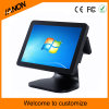 All in One Win 7 Intel Point of Sale Terminal with Customer Display