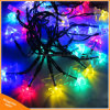 50LED Solar Powered Christmas Tree String Light for Holiday Decoration