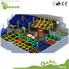 Free Design Customized Large Commercial Trampoline Park for Different Sites