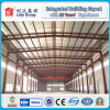 Low Cost China Painted Steel Frame Structure
