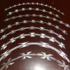Cbt-65 Hot-DIP Galvanized Concertina Razor Barbed Wire