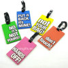 Various Available Silicone Travel Tag (LT040)