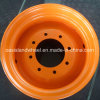 Skid Steer Steel Wheel (16.5X8.25) for Tubeless Tyre