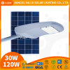 Internet of Thing Outdoor Battery Integration Solar LED Street Lights Lamps, 120W Solar LED Luminaires
