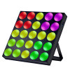 25*10W 4in1 RGBW LED Matrix Beam Stage Light