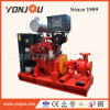Diesel Engine End Suction Fire Fighting Centrifugal Water Pump