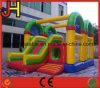 Inflatable Bouncy Castle with Slide Moonwalk