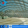 Steel Structure Glass House