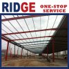 Qingdao High Rise Prefab Iron Frame Storage Steel Structure Quick Built Warehouse