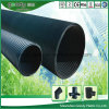 Plastic HDPE Spiral Winding Pipe PE Drain Pipe